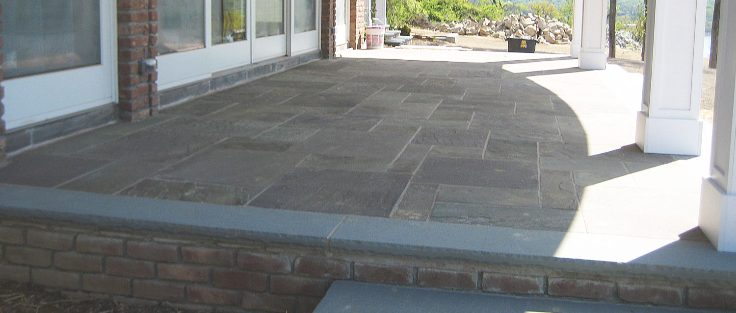 Fine Masonry is our specialty.